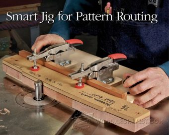 1034-Pattern Routing Jig