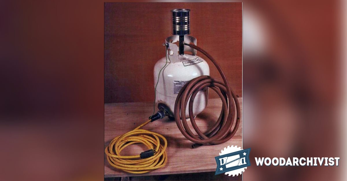 diy steam generator woodarchivist - Homemade Steam Generator Plans
