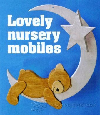 1061-Making Wooden Nursery Mobiles
