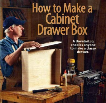 918-Build Cabinet Drawer Boxes