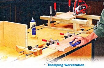 928-Clamping Workstation