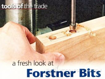 960-Forstner Bits - Woodworking Tips