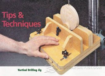 961-Vertical Drilling Jig