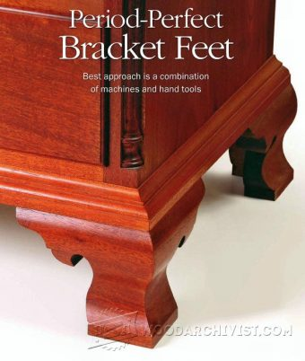 978-Making Bracket Feet