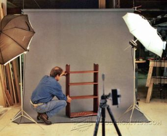 985-Photographing Furniture Tips and Techniques