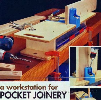 994-Pocket Joinery Workstation
