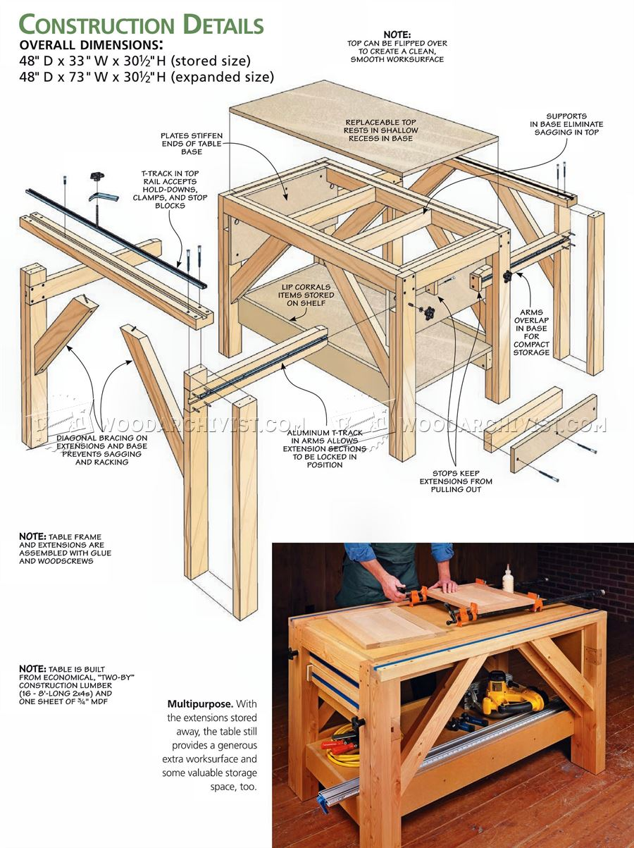 how to cut plywood with a table saw