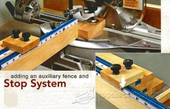 1100-Miter Saw Stop System
