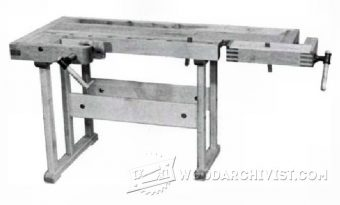 1130-Workbench Plans
