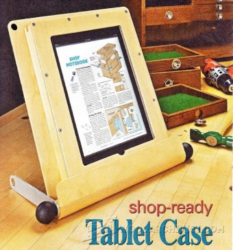 1160-DIY Tablet Case