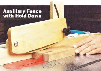 1163-Table Saw Hold Down