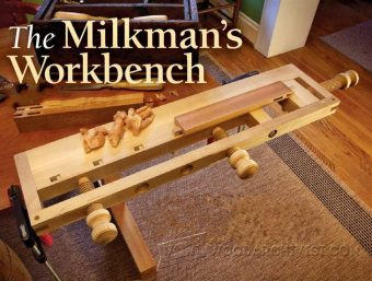 1175-Milkman's Workbench Plans