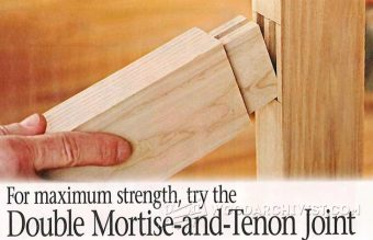 1178-Double Mortise and Tenon Joint