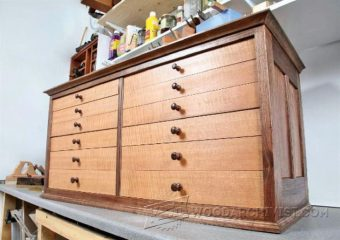 1210-Tool Chest Plans