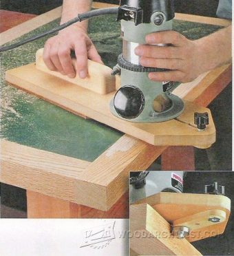 1229-Flush Trim Jig