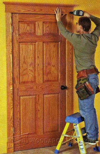1238-Build and Install Door and Window Trim