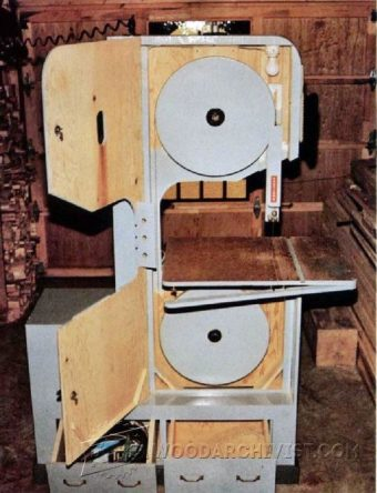 1263-DIY Band Saw