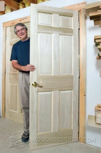 1289-Making Door