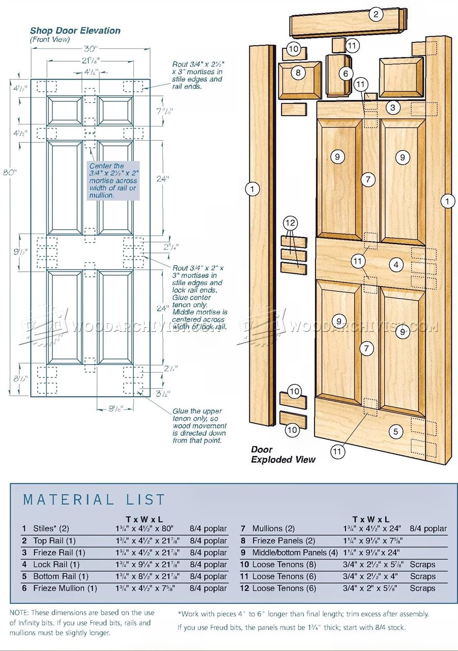 Making Door