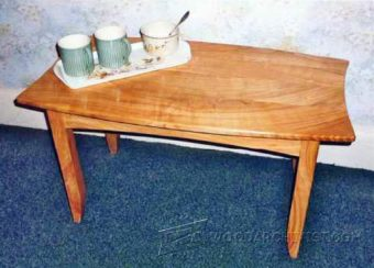 1323-Occasional Table Plans
