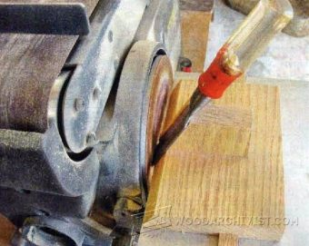 1326-DIY Chisel Sharpening Jig