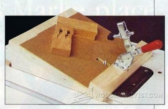 1335-Pocket Hole Routing Jig