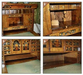 Furniture Secret Compartments