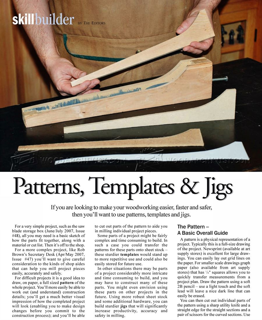 Pattern Routing Jig