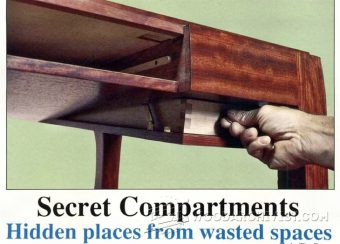 secret compartment furniture
