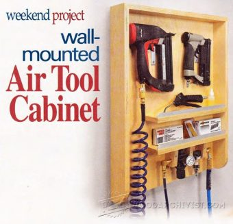 1440-Air Tool Cabinet Plans