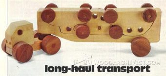 1443-Wooden Toys Plans