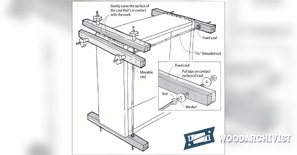 Drawer And Box Clamping Jig Woodarchivist