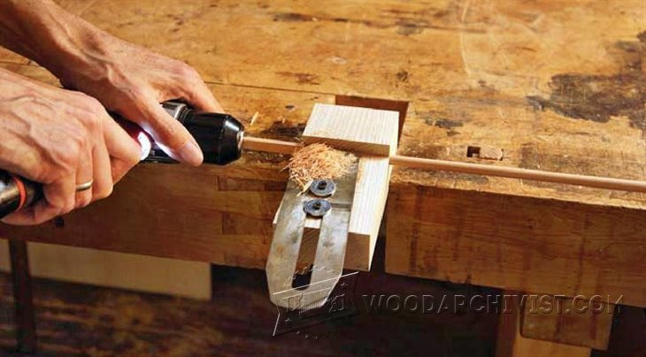1488 Dowel Making Jig Woodarchivist