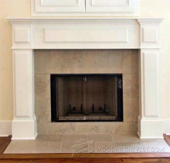 1505-Fireplace Plans