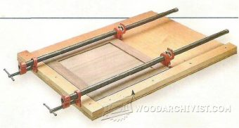 1536-Frame and Panel Clamping Jig