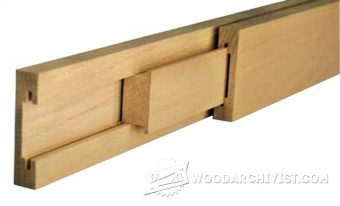 1563-Making Wooden Drawer Slides