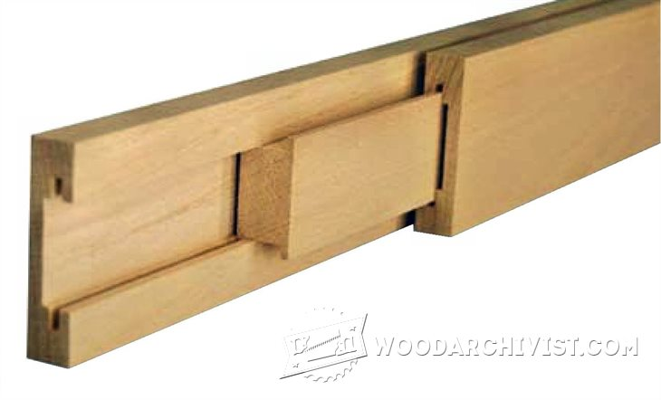1563 Making Wooden Drawer Slides • WoodArchivist