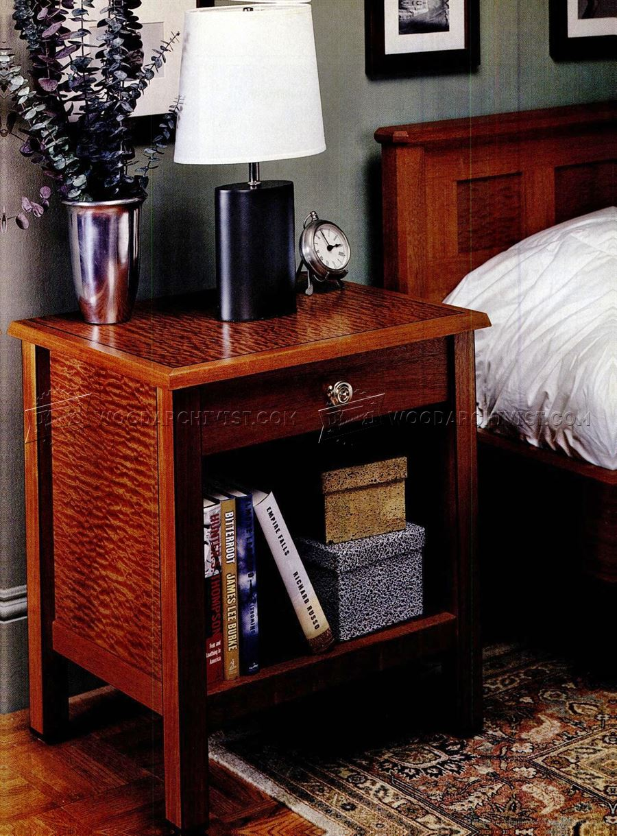 100 Bedroom Tables Bedside Table With A Maple