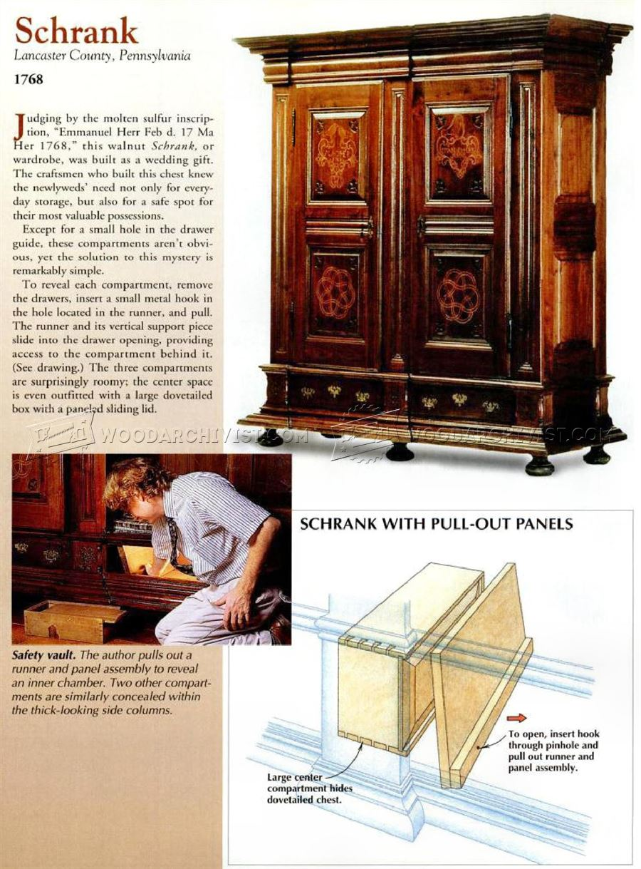 Furniture With Secret ...