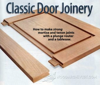 1601-Classic Door Joinery