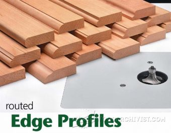 1607-Routed Edge Profiles