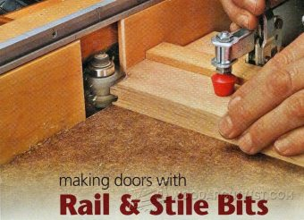 1612-Making Doors With Rail and Stile Bits