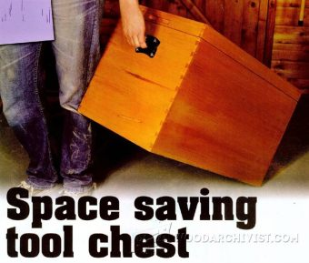 1618-Tool Chest Plans