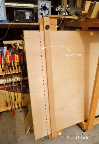 1625-Plywood Cutting Guide