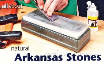 1629-Arkansas Stone Sharpening