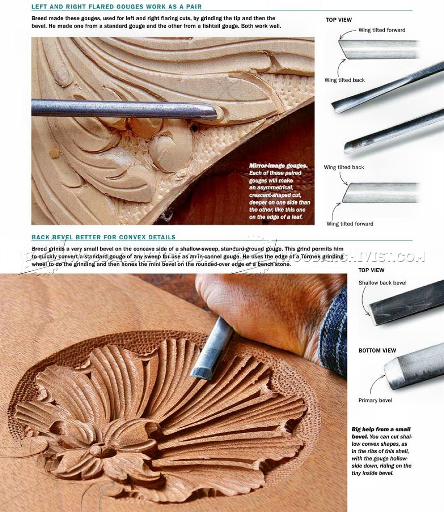 Customization Wood Carving Tool