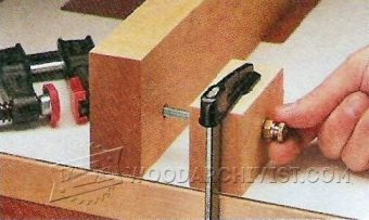 1652-Router Fence Micro Adjuster