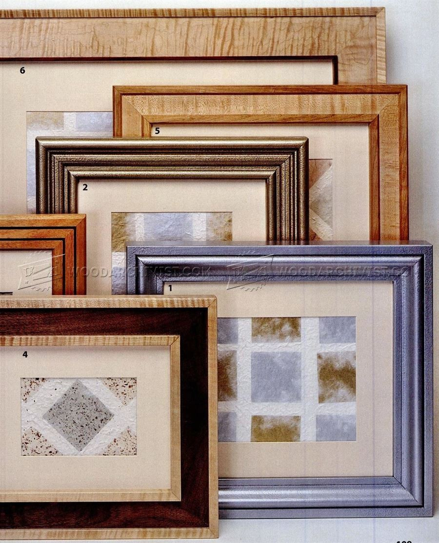 Building Picture Frames