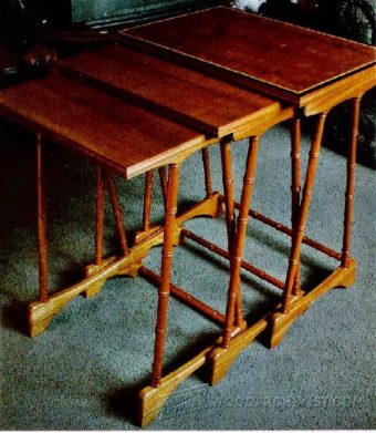 1660-Nest of Tables Plans