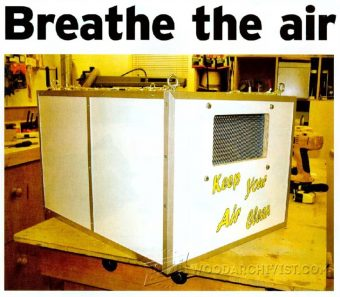1679-Build Shop Air Cleaner